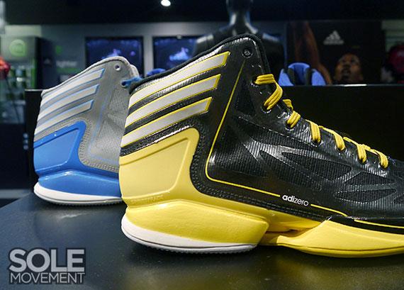 adidas adiZero Crazy Light 2 - Fall 2012 Colorways - SneakerNews.com 473b02292a