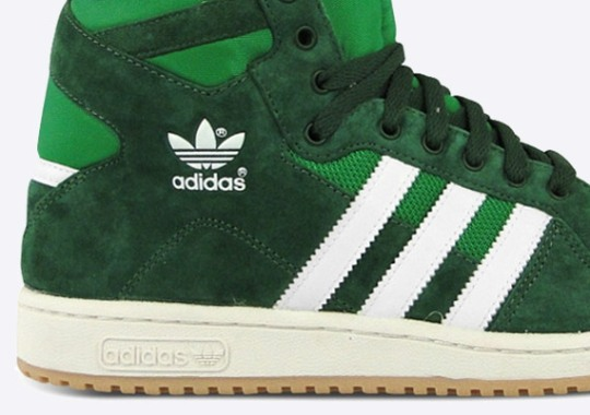 "adidas Originals Decade OG Mid ""Dark Green"""