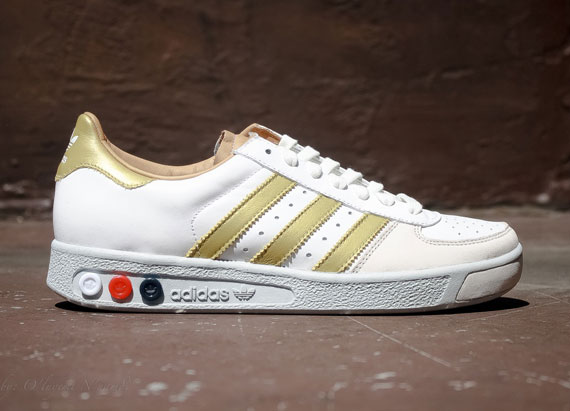 wholesale dealer 96e50 cc141 adidas Originals Grand Slam OG  ST - SneakerNews.com