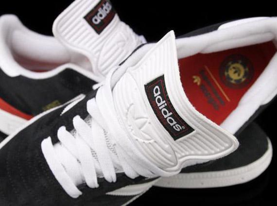 adidas Skateboarding Busenitz - Black
