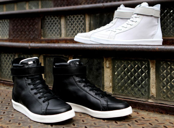 Nike Black Sneaker Hitop Kids