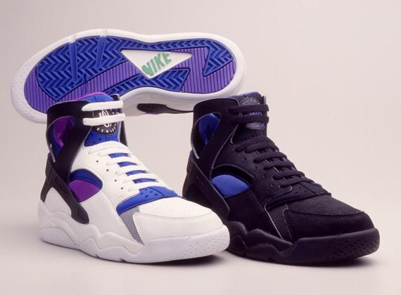 20 Years Of Nike Basketball Design Air Flight Huarache