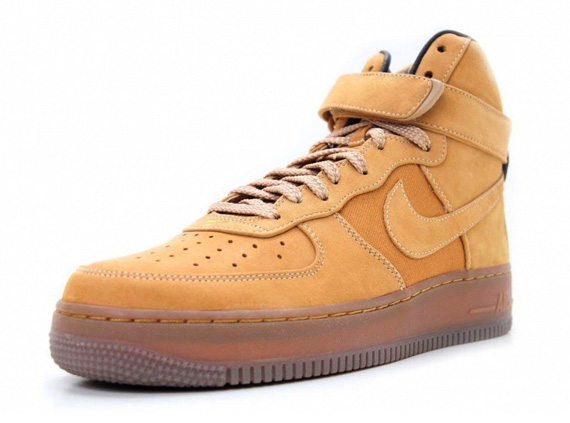 size 40 b486e a8b10 Bobbito Garcia x Nike Air Force 1 High Sanded Gold Sanded Gold-Wheat  318431-771 12 2007. Advertisement