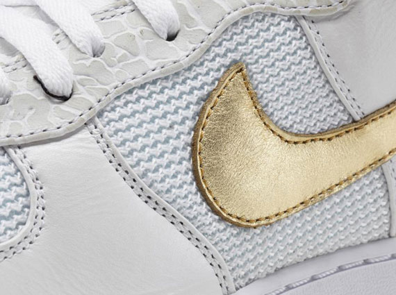 Nike Air Force 1 iD August 2012 Options