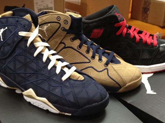 5f08955f7691c5 Air Jordan VII  J2K  - SneakerNews.com