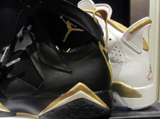 Air Jordan Golden Moment Pack – Available Early on eBay