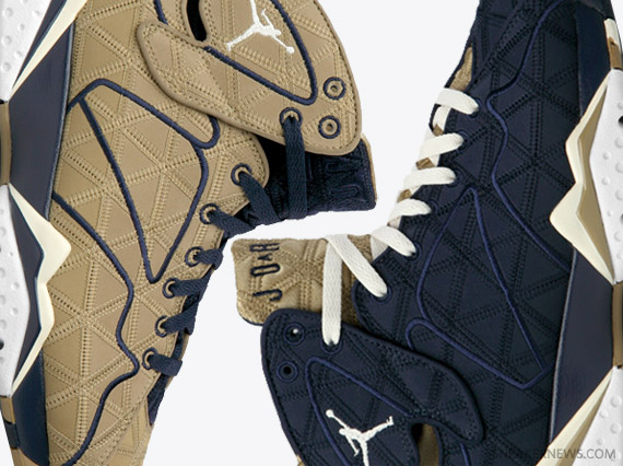 brand new e7cbe 7024f ... j2k filbert natural obsidian dw . 2926a 3b65b  clearance just yesterday  sneaker news unveiled to you two all new air jordan vii retro 7d9e8