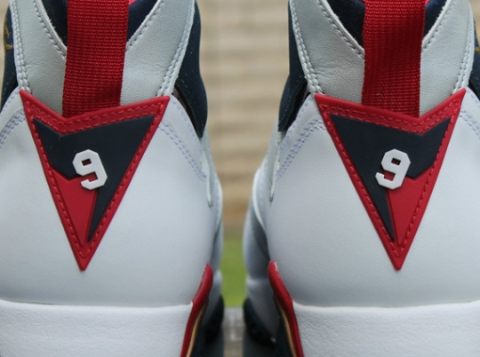 "Air Jordan VII ""Olympic"" – Release Reminder"