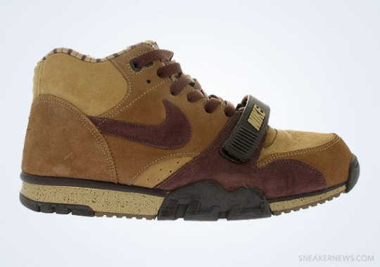 "Classics Revisited: Nike Air Trainer 1 ""Shima Shima"" (2003)"