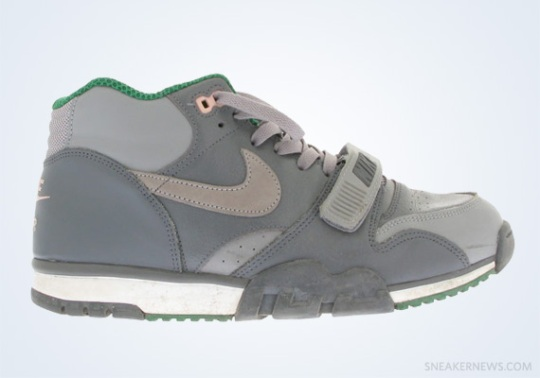 "Classics Revisited: Nike Air Trainer 1 ""Twisted Prep"" (2003)"