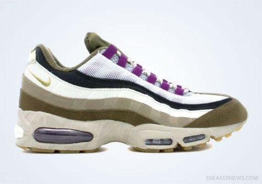 Classics Revisited: atmos x Nike Air Max 95 (2003)
