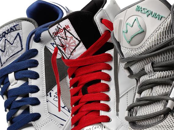 Basquiat x Reebok Fall Winter 2012 Footwear - SneakerNews.com d8d594491