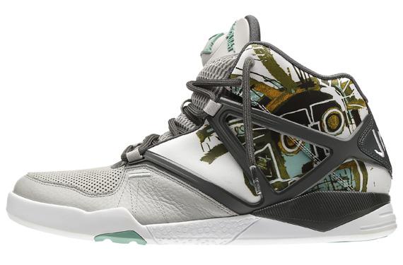 best website 164c5 aea25 Basquiat x Reebok Fall Winter 2012 Footwear - SneakerNews.com