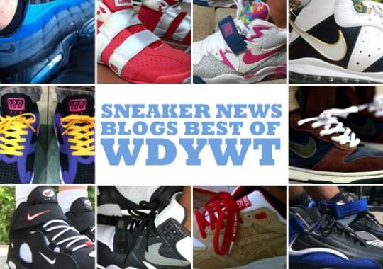 Sneaker News Blogs: Best of WDYWT – 7/3 – 7/9