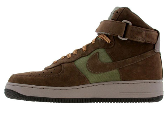 chic Bobbito Garcia x Nike Air Force 1 High quotBeef N Broccoliquot 2007 049bc9b4f8
