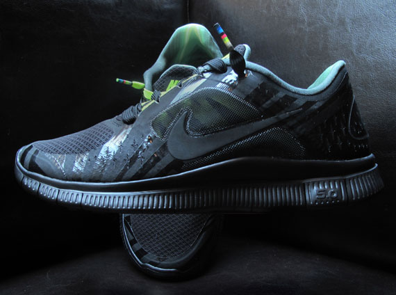 0536f5fbc97 Hurley x Nike Free Run 3+ NRG - Release Reminder - SneakerNews.com