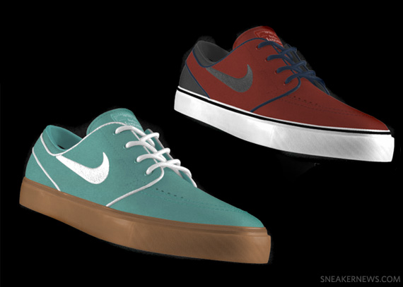 bbc8f6512cc9 Advertisement. Nike iD officially welcomes Stefan Janoski ...