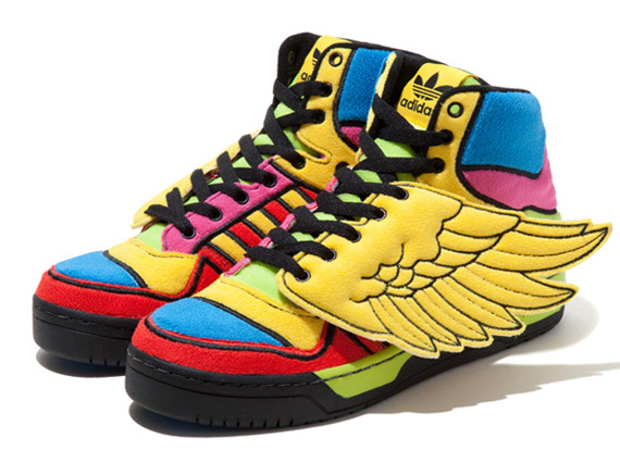 Jeremy Scott Wings