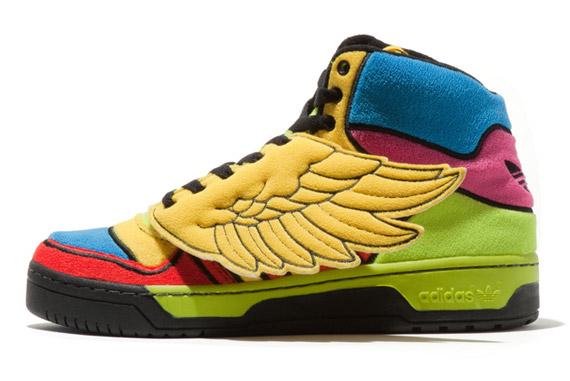 jeremy scott x adidas originali js ali