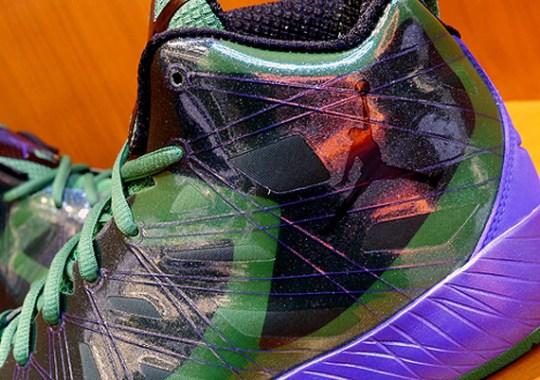"Air Jordan 2012 Lite ""Hulk"""
