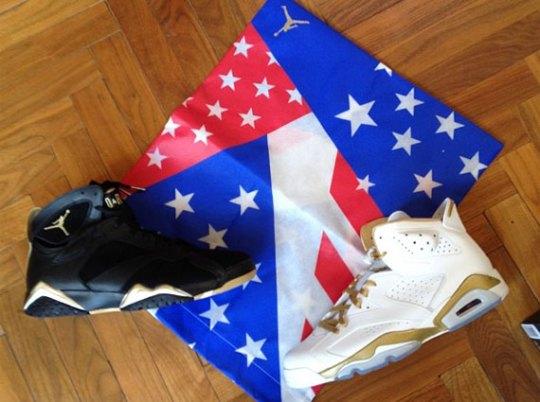 """Air Jordan """"Golden Moment"""" Packaging"""