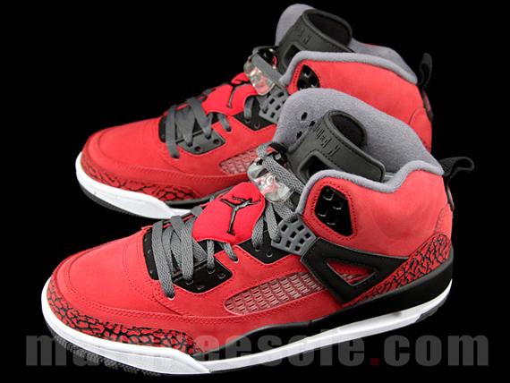 Jordan Spiz'ike - Red - Black - SneakerNews.com Jordan Spizike Black And Red