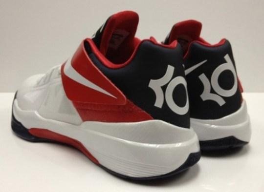 "Nike Zoom KD IV ""USA"" – Release Reminder"