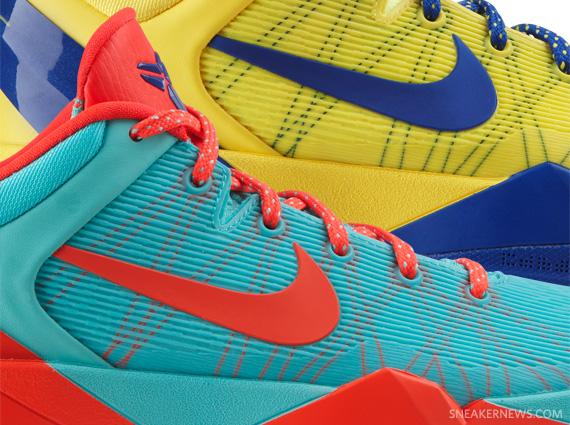 """Nike Zoom Kobe VII """"FC Barcelona"""