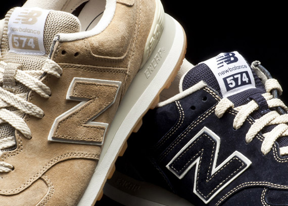 new balance 574 suede sold