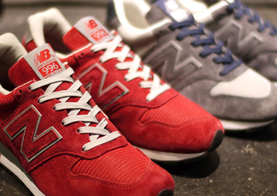 "on sale 83831 6269b New Balance 996 ""Made in USA"" – Fall 2012 Colorways"