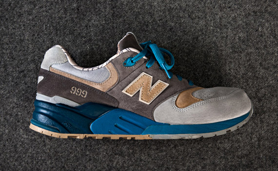 finest selection 3f202 546f9 Concepts x New Balance SEAL 999 - SneakerNews.com
