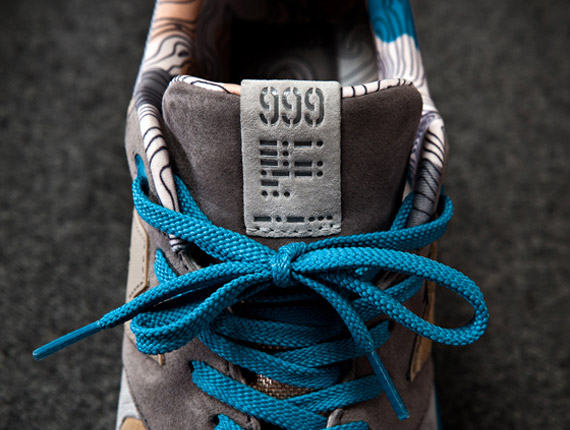 finest selection ac8fe 45987 Concepts x New Balance SEAL 999 - SneakerNews.com