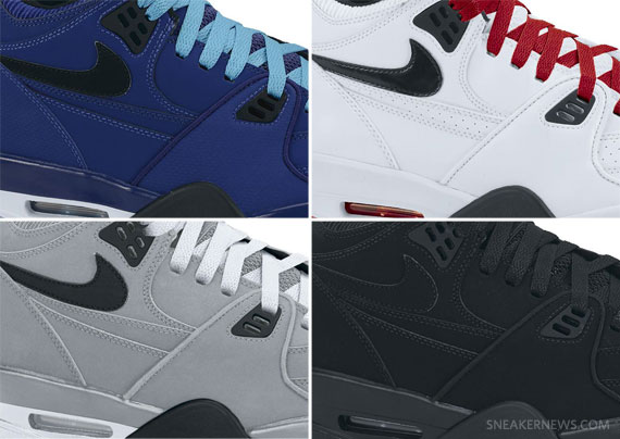 best loved abc98 95844 Nike Air Flight 89 – Fall 2012 Colorways