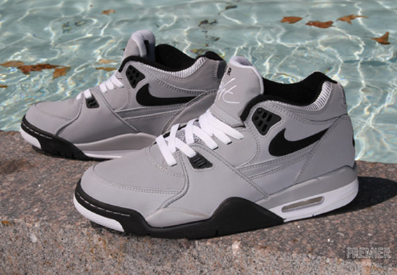 "huge selection of 555e8 5dd5e Nike Air Flight 89 ""Wolf Grey"""