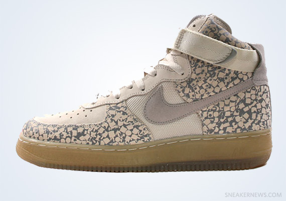 more photos 98050 9c8c7 Classics Revisited Stash x Nike Air Force 1 High (2003)