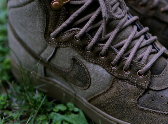 "Nike Air Force 1 Military ""Raw Umber"""