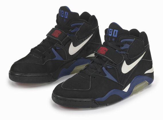 20 Years Of Nike Basketball Design: Air Force 180 Low (1992) -  SneakerNews.com