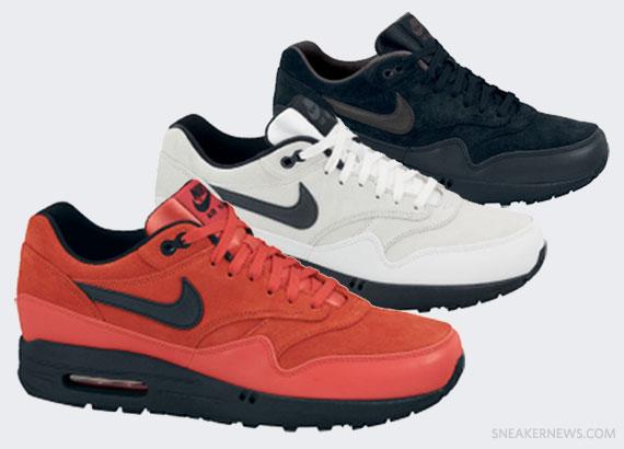 énorme réduction 47c3c 8c160 Nike Air Max 1 Premium - Spring 2013 - SneakerNews.com