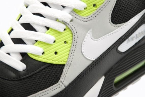 Nike Air Max 90 - Black - Grey - Volt - SneakerNews.com f7852346323f