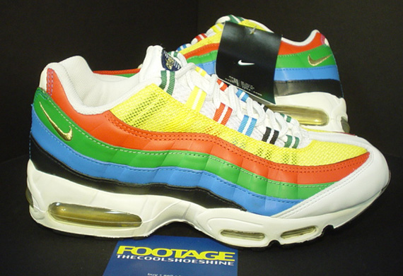 nike air max 95 olympic edition