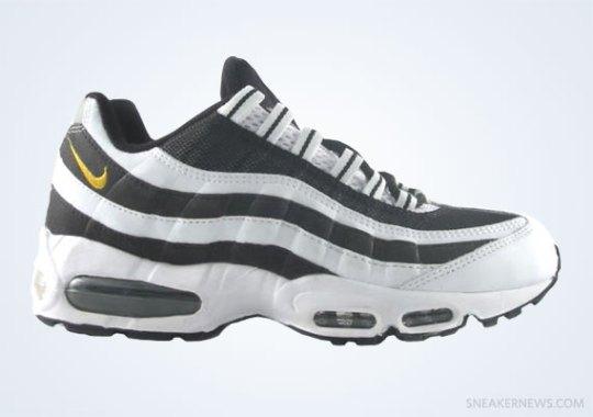 "Classics Revisited: Nike Air Max 95 ""Juventus"" (2003)"