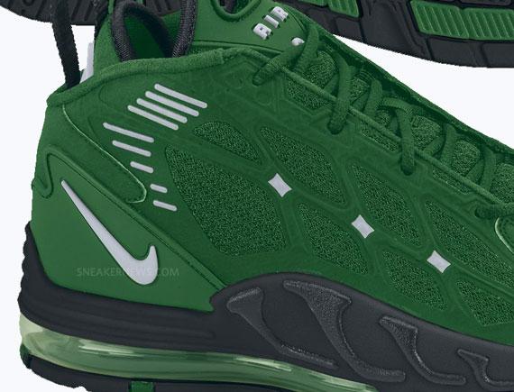 new arrival ab6e5 1aacb Nike Air Max Pillar Pine Green Metallic Silver-Black 525226-300 08 11 2012   180. show comments