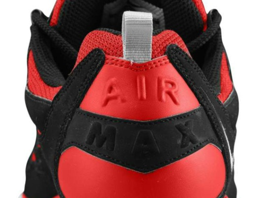 Nike Air Max Tailwind 96-12 – Black – Gym Red – White