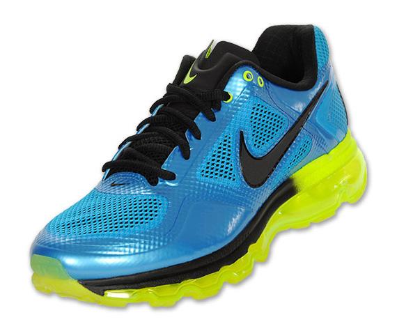 d33e915192d9 Nike Trainer 1.3 Max Blue Glow Volt-Black 512241-407. show comments