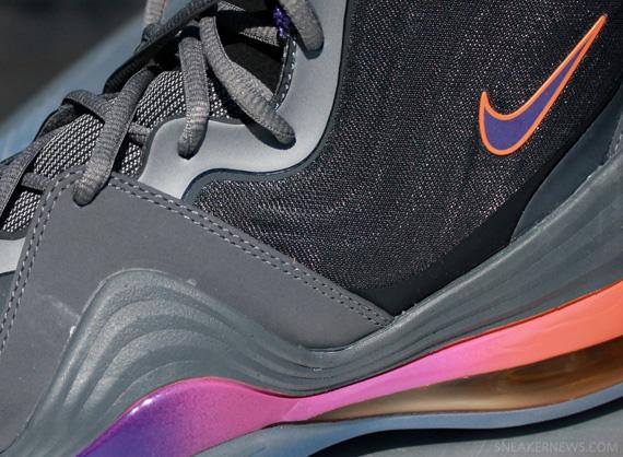 "buy popular ca2a7 2bd1a Nike Air Penny V ""Phoenix Suns"""