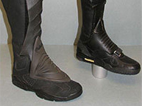 Nike Air Trainer III + Air Jordan VI Batman Boots