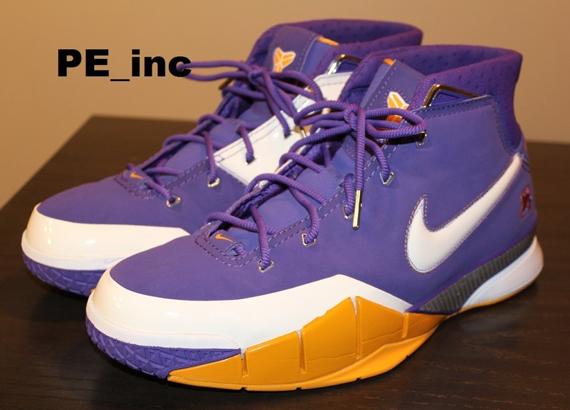 Nike Air Zoom Kobe 1 PE Lot on eBay