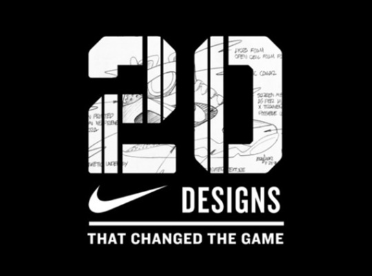 Nike Basketball 1992-2012: Twenty Designs That Changed The Game