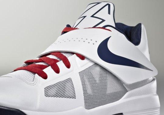 """Nike Basketball """"Team USA"""" iD Collection"""