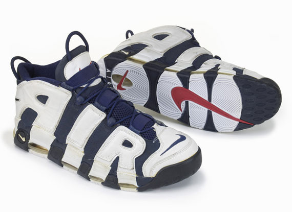 Of Basketball 20 Uptempo More Nike Air Design Years 1996 O66qnxA